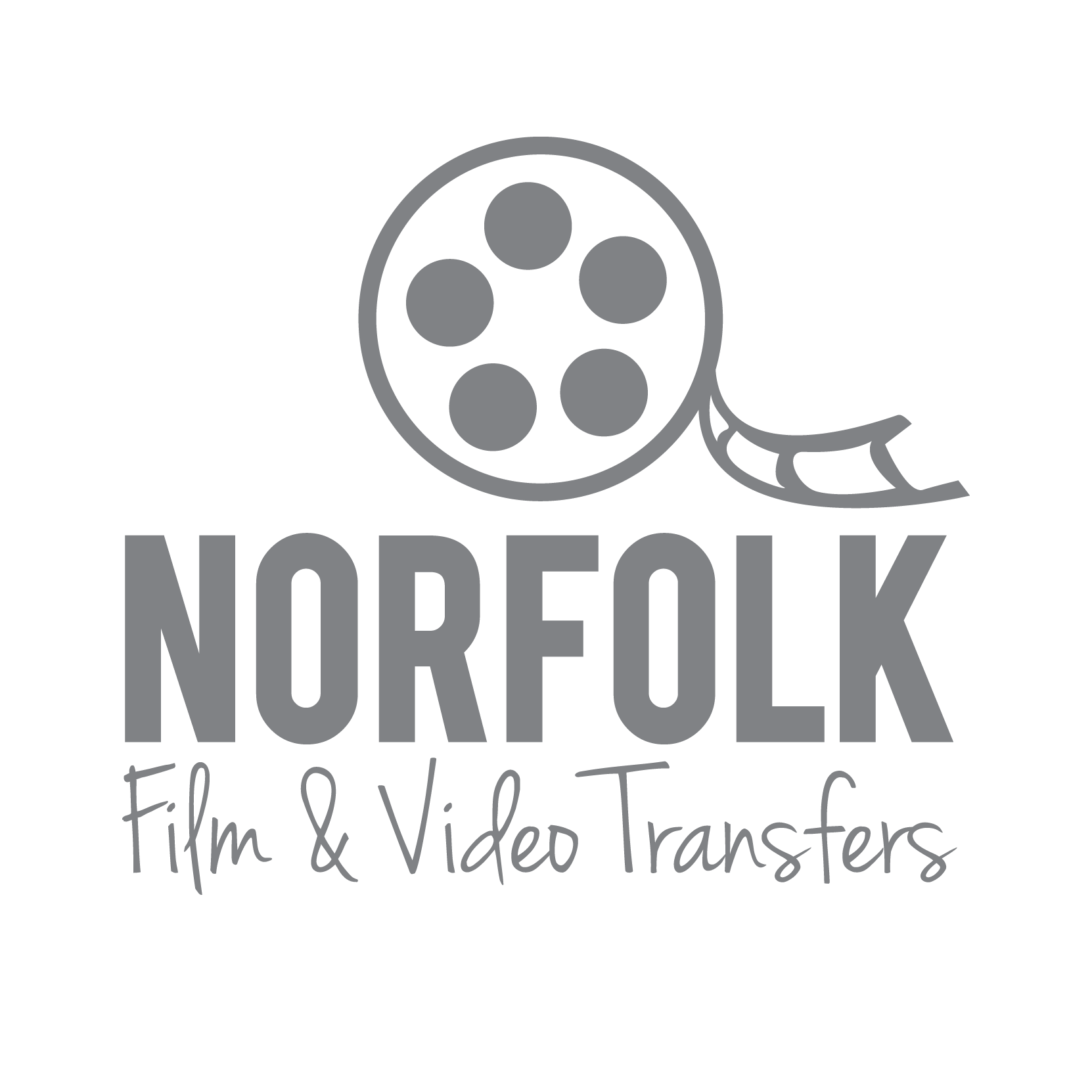 Norfolk Film and Video Transfers Logo